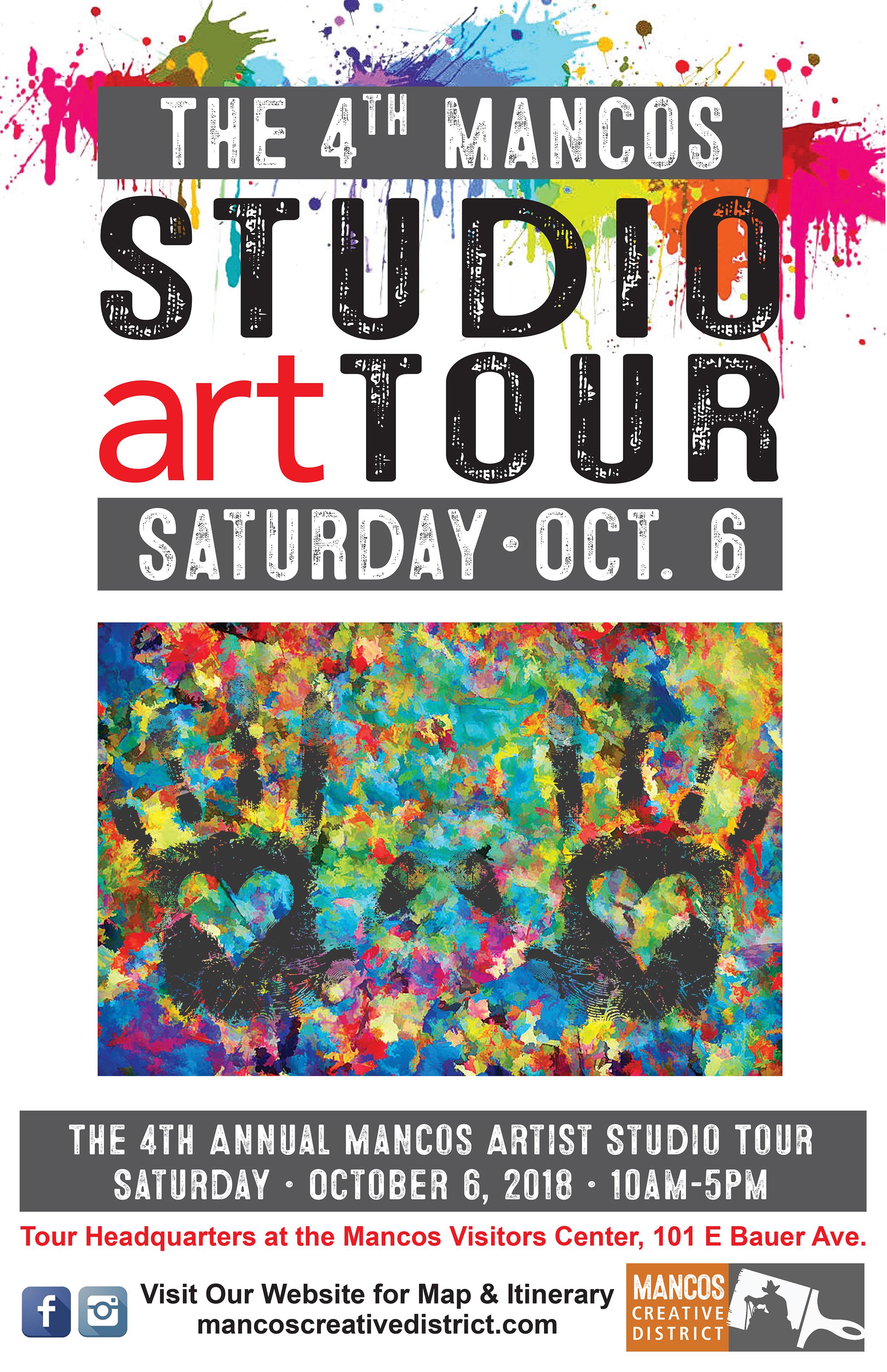 Studio Tour Poster 2018